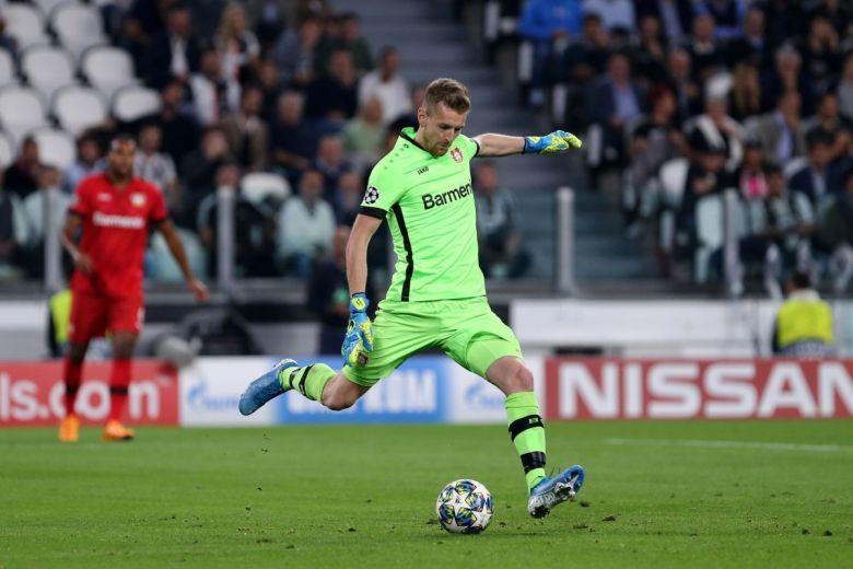 Lukas Hradecky (Fotó: Marco Canoniero / Shutterstock.com)
