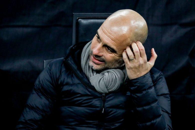 Josep Guardiola (Fotó: cristiano barni / Shutterstock.com)