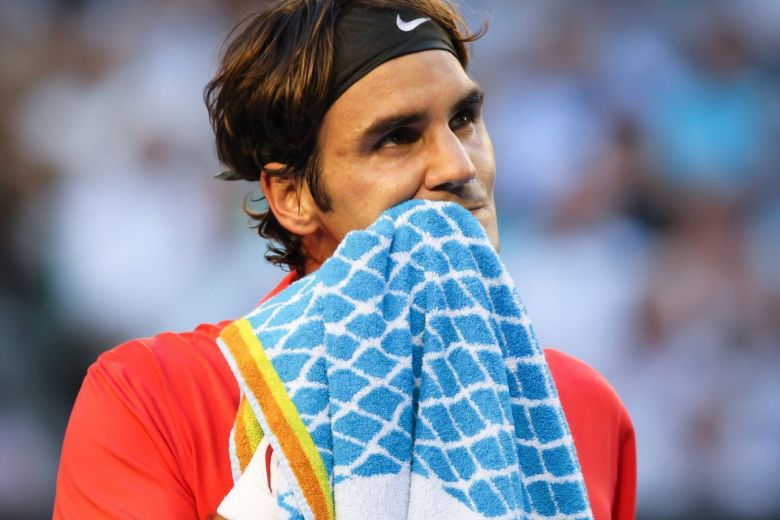 Roger Federer (Fotó: Neale Cousland / Shutterstock.com)