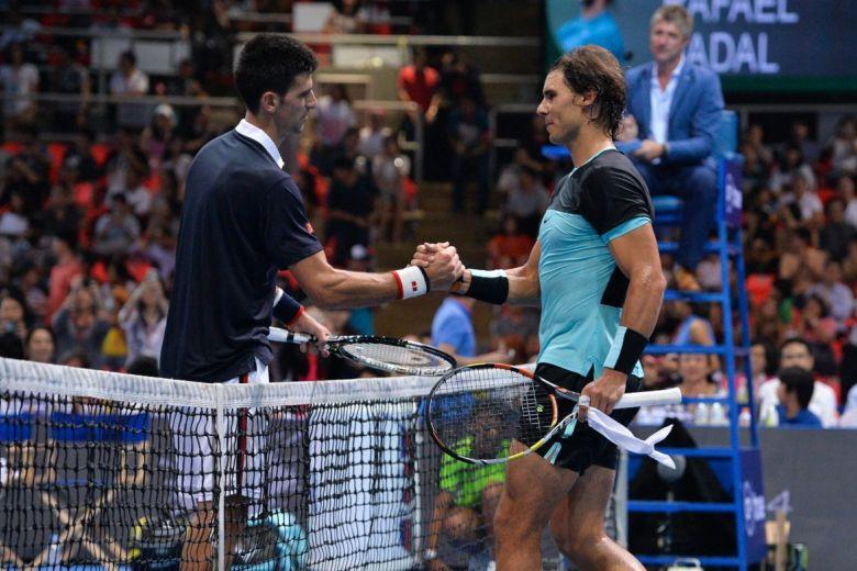 Novak Djokovic és Rafael Nadal (Fotó: mooinblack / Shutterstock.com)