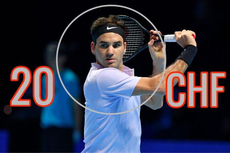 Roger Federer (Fotó: PROMA1 / Shutterstock.com)
