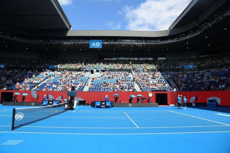 Rod Laver Aréna az Australian Open alkalmával (Fotó: Leonard Zhukovsky / Shutterstock.com)