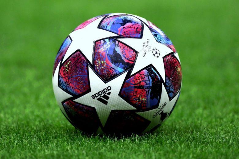 Bajnokok Ligája hivatalos labda (Fotó: ph.FAB / Shutterstock.com)