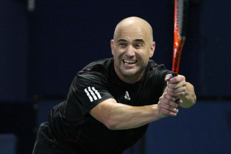Andre Agassi (Fotó: Photo Works / Shutterstock.com)