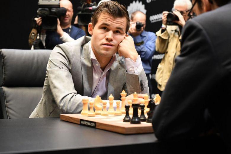 Magnus Carlsen (Fotó: Bart Lenoir / Shutterstock.com)