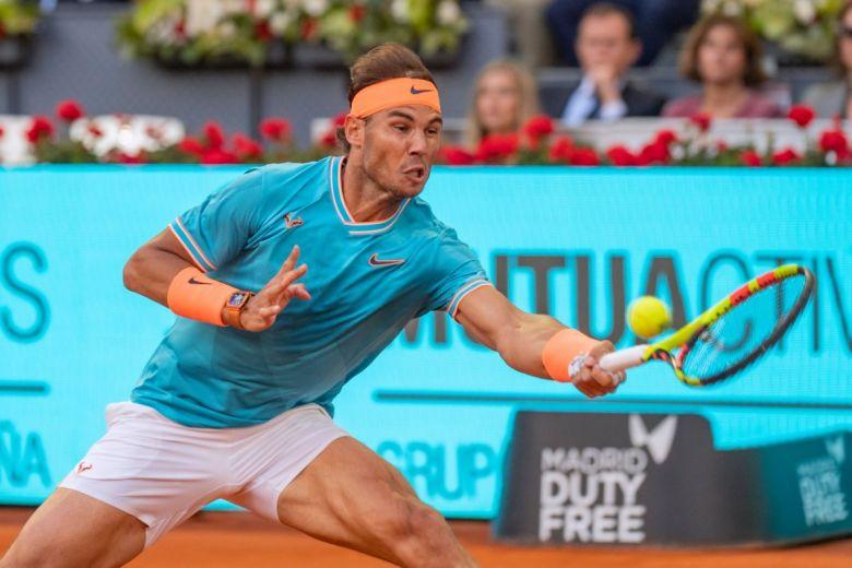 Rafael Nadal (Fotó: Fresnel / Shutterstock.com)