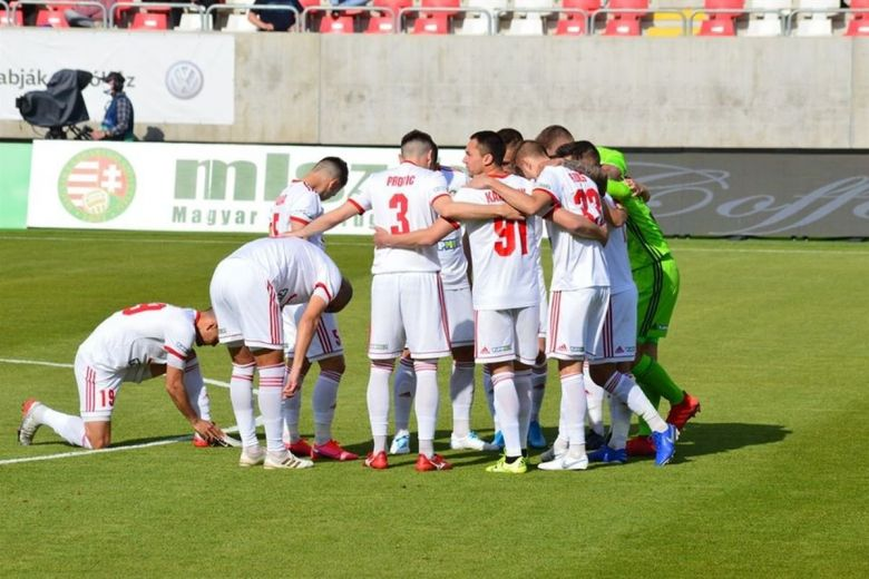Kisvárda FC (Fotó: facebook.com/kisvardafc/)