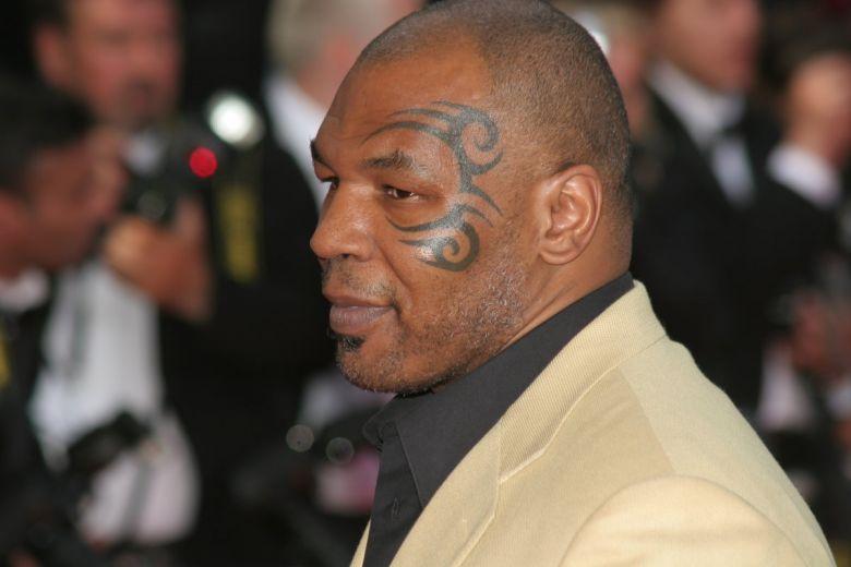Mike Tyson. Fotó: Denis Makarenko / Shutterstock.com