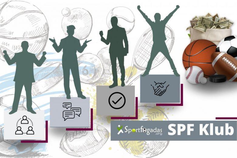 Spf Klub, a Sportfogadas.org hűségprogramja (Fotó: Sportfogadas.org)