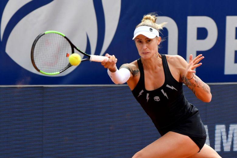 Polona Hercog (Fotó: FRANCESCO PANUNZIO / Shutterstock.com)