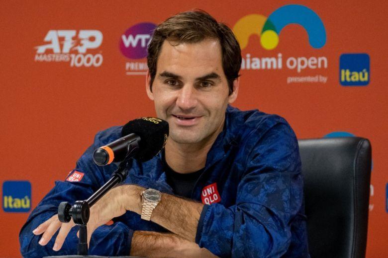 Roger Federer (Fotó: Steven Hodel / Shutterstock.com)