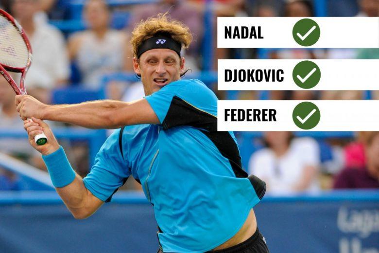 David Nalbandian (Fotó: Rena Schild / Shutterstock.com)
