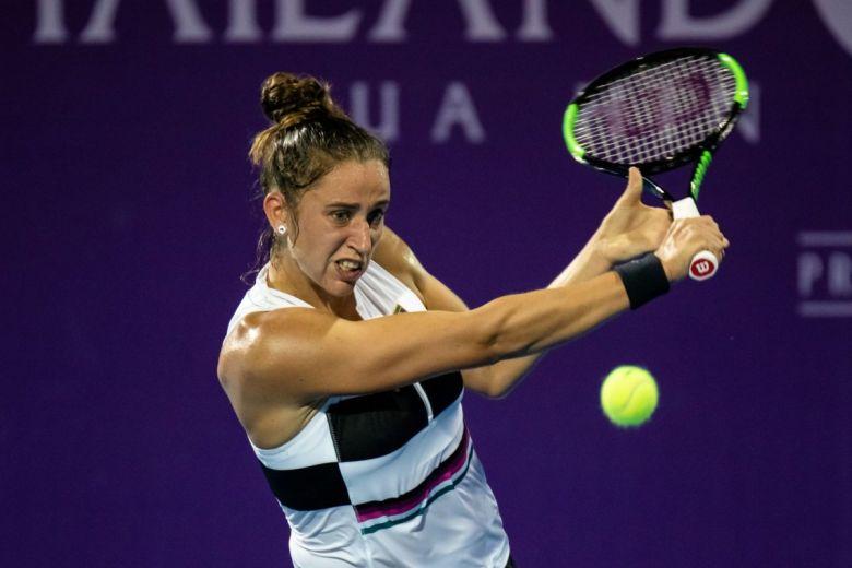 Sara Sorribes Tormo (Fotó: Mai Groves / Shutterstock.com)