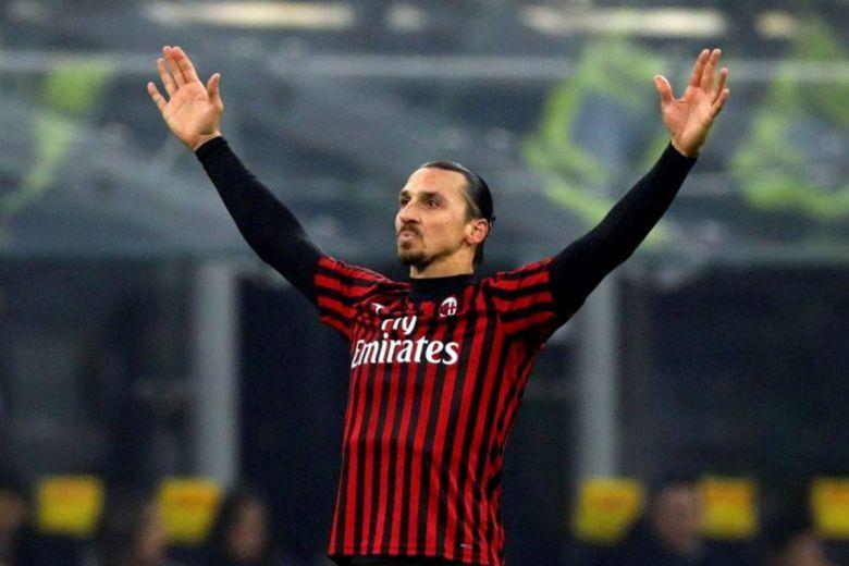 Zlatan Ibrahimovic (Fotó: ph.FAB / Shutterstock.com)