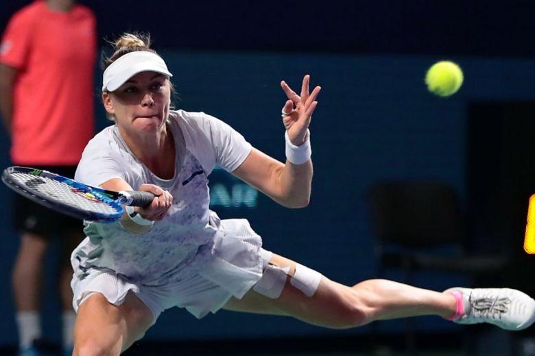 Vera Zvonareva (Fotó: Bukharev Oleg / Shutterstock.com)