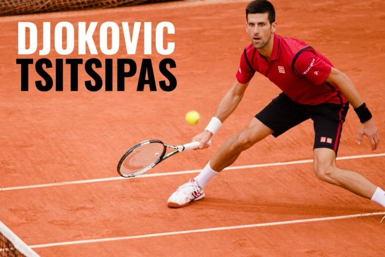 Novak Djokovic - Stefanos Tsitsipas - Roland Garros (Fotó: Frank Molter / Shutterstock.com)