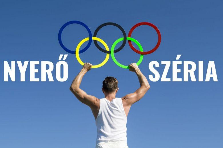 Olimpiai játékok Nyerő Széria (Fotó: lazyllama / Shutterstock.com)