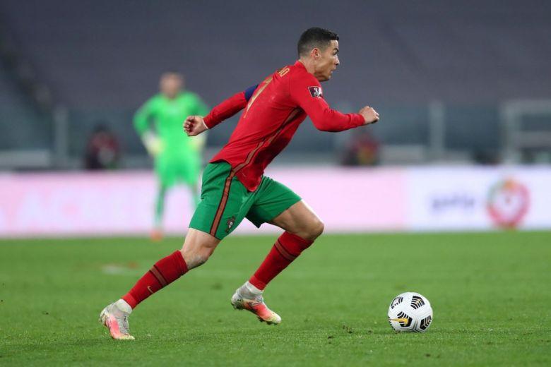 Cristiano Ronaldo (Fotó: sbonsi / Shutterstock.com)