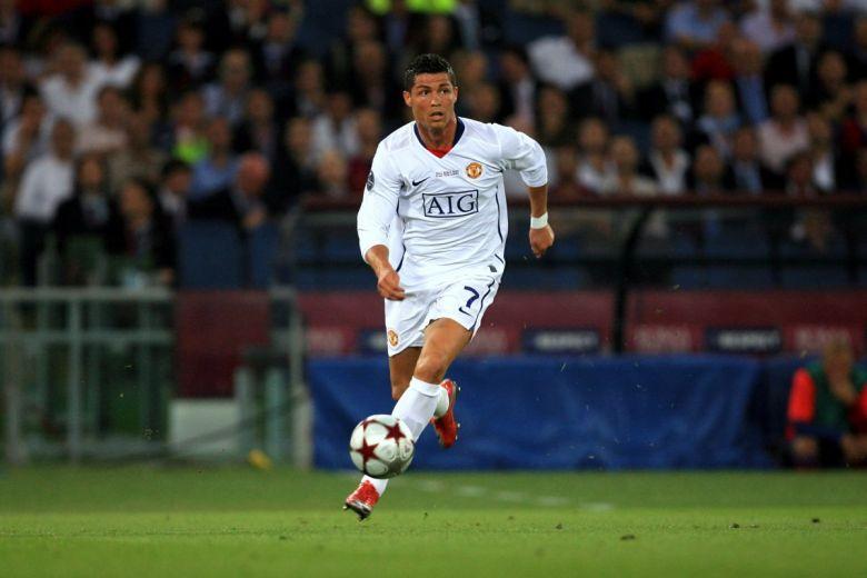 Cristiano Ronaldo, Manchester United 2009 (Fotó: ph.FAB/Shutterstock)