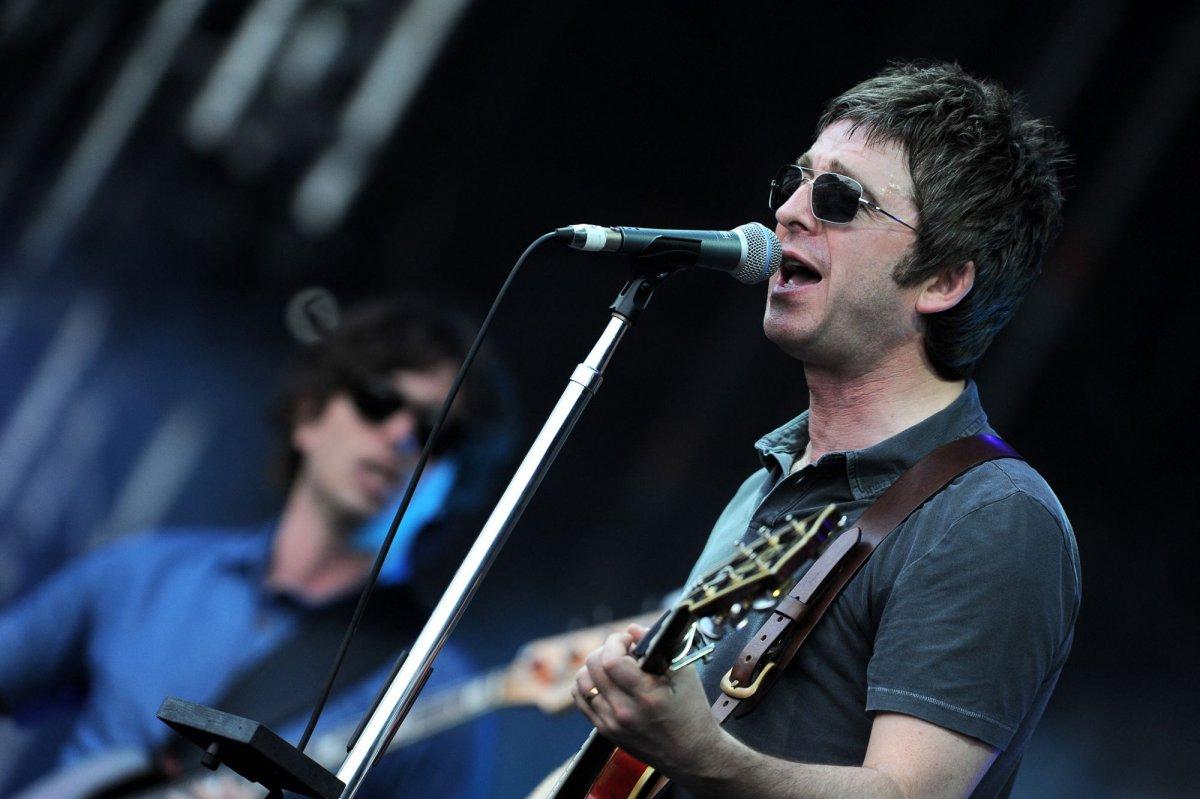 Noel Gallagher (Fotó: Fabio Diena / Shutterstock.com)